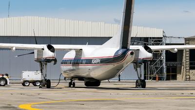 N349PH - Bombardier Dash 8-Q202 - Private