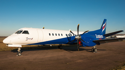 G-CFLV - Saab 2000 - Eastern Airways