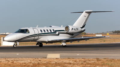 M-AZIA - Cessna 525C CitationJet 4 - Private