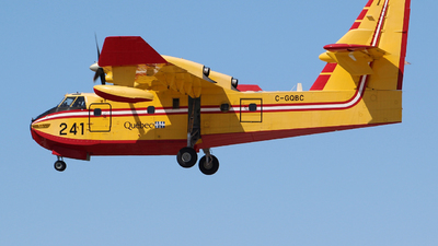 A picture of CGQBC - Canadair CL415 SuperScooper -  - © Guy Langlois