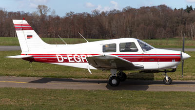 D-EGRP - Piper PA-28-161 Cadet - Private