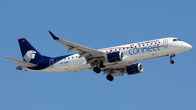 XA-GAF - Embraer 190-100LR - Aeroméxico Connect