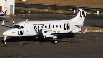 ZS-PIR - Beech 1900D - United Nations (UN)