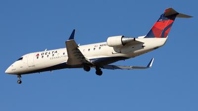 A picture of N8903A - Mitsubishi CRJ200LR - Delta Air Lines - © GregMac