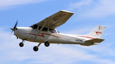 A picture of JA71HU - Cessna 172S Skyhawk SP - [172S10960] - © ERIC-CHEN