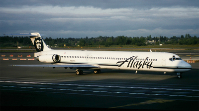 N937AS - McDonnell Douglas MD-82 - Alaska Airlines