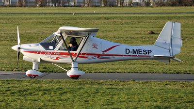 D-MESP - Ikarus C-42B Cyclone - Private