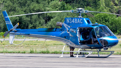 N348AC - Airbus Helicopters H125 - Air Center Helicopters
