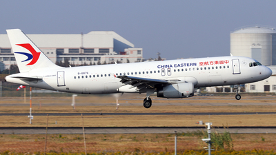 B-6876 - Airbus A320-232 - China Eastern Airlines