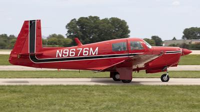 N9676M - Mooney M20C - Private