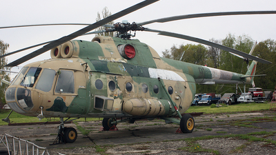 OK-FXE - Mil Mi-8 Hip - Untitled