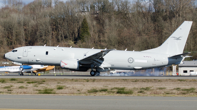 N391DS - Boeing P-8A Poseidon - Australia - Royal Australian Air Force (RAAF)