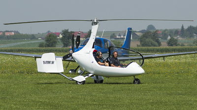 OK-TWC21 - AutoGyro Europe Calidus - Private