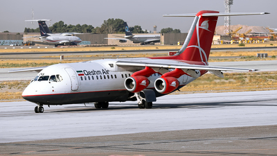 EP-FQU - British Aerospace Avro RJ100 - Qeshm Air