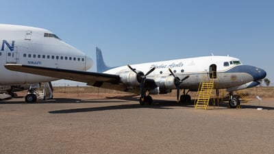 ZS-PAJ - Douglas C-54D Skymaster - Phoebus Apollo Aviation