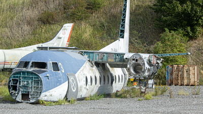 OY-BVH - Fokker F27-200 Friendship - Untitled
