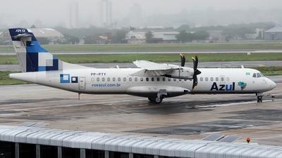 PP-PTY - ATR 72-212A(500) - Azul Linhas Aéreas Brasileiras
