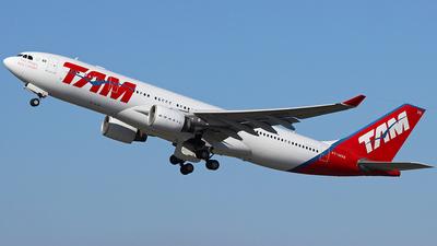 PT-MVR - Airbus A330-223 - TAM Linhas Aéreas