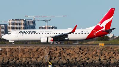VH-XZC - Boeing 737-838 - Qantas