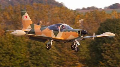 A picture of HBERJ - SiaiMarchetti F.260C - [502] - © Alex