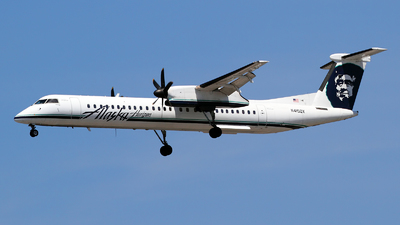 N415QX - Bombardier Dash 8-Q402 - Alaska Airlines (Horizon Air)
