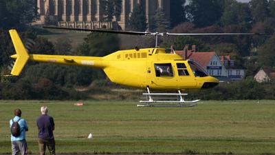N916GS - Bell 206B JetRanger - Private