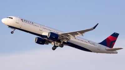 N119DN - Airbus A321-211 - Delta Air Lines