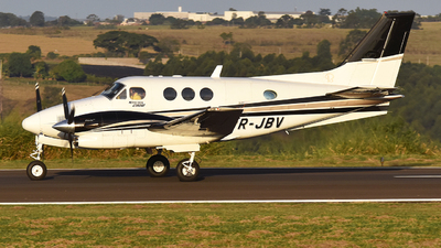PR-JBV - Beechcraft C90B King Air - Private