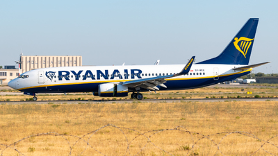 A picture of SPRKE - Boeing 7378AS - Ryanair - © Marcello Montagna spotter_napoli