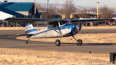 A picture of N8180A - Cessna 170B - [25032] - © CJMoeser