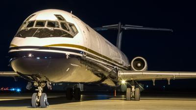 XA-UTX - McDonnell Douglas MD-82(SF) - Aeronaves TSM