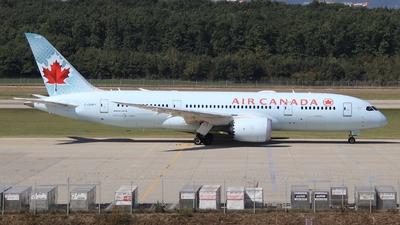 C-GHPY - Boeing 787-8 Dreamliner - Air Canada