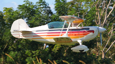 N6AS - Christen Eagle II - Private