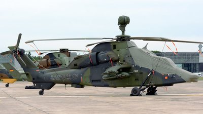 74-07 - Eurocopter EC 665 Tiger UHT - Germany - Army