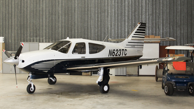 A picture of N623TC - Commander 114TC - [20023] - © BaszB