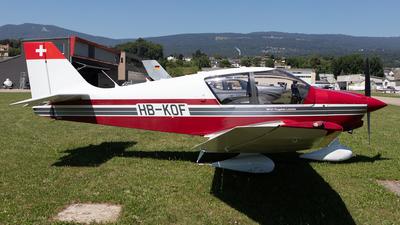 A picture of HBKOF - Robin DR400/140B - [2582] - © Alexandre Fazan
