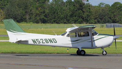 N528ND - Cessna 172S Skyhawk SP - Aerosim Flight Academy