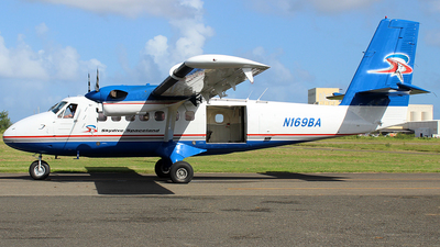 N169BA - De Havilland Canada DHC-6-100 Twin Otter - Skydive Spaceland