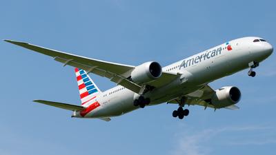 N836AA - Boeing 787-9 Dreamliner - American Airlines