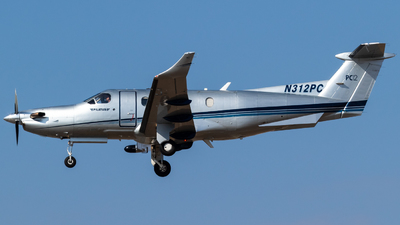 N312PC - Pilatus PC-12/45 - Private