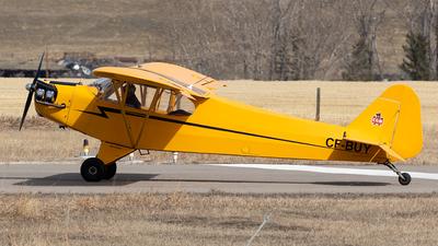 CF-BUY - Piper J-3C-65 Cub - Private