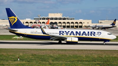 EI-DYY - Boeing 737-8AS - Ryanair