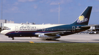 N468AT - Boeing 737-222 - airTran Airways