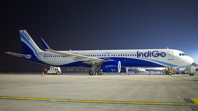 VT-IUC - Airbus A321-271NX - IndiGo Airlines
