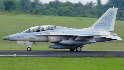 17-006 - Korean Aerospace Industries FA-50 - Philippines - Air Force
