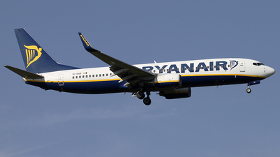 EI-DAR - Boeing 737-8AS - Ryanair