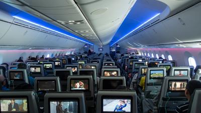 B-17801 - Boeing 787-10 Dreamliner - Eva Air