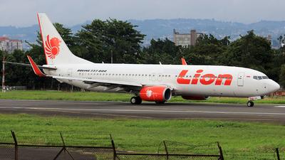 A picture of PKLQZ - Boeing 7378GP - Lion Air - © RifqiFr25