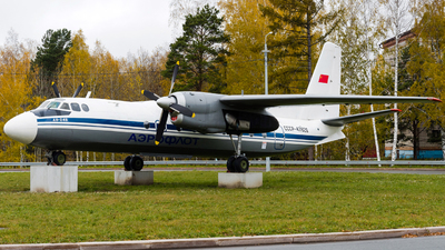 CCCP-47826 - Antonov An-24B - Aeroflot