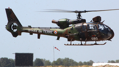 4119 - Aérospatiale SA 342M Gazelle - France - Army